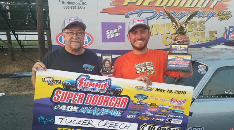 Loose Rocker Super Doorcar 40K Challenge Sunday Race Results