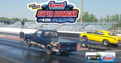 Loose Rocker Super Doorcar 40K Challenge