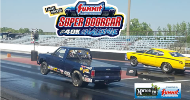 Loose Rocker Super Doorcar 40K Challenge