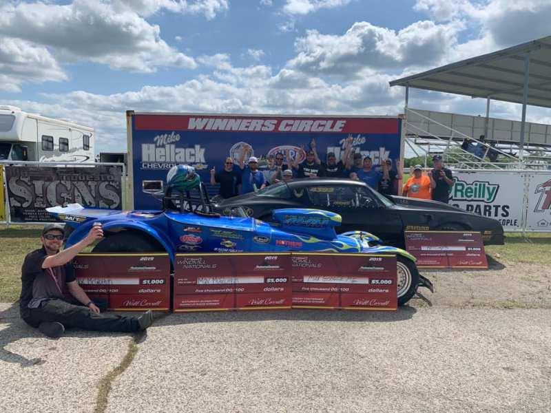 Mad Max McGlothin Ardmore 2019 Windmill Nationals