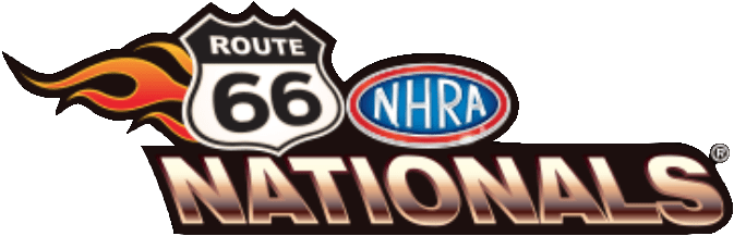 Route 66 NHRA Nationals Logo