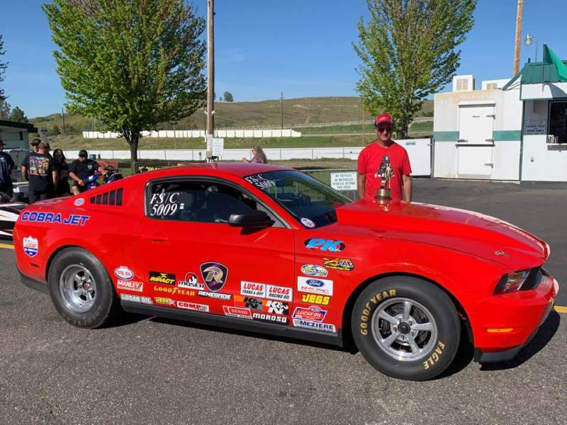 Scott Burton 2019 D6 Firebird Stock Winner