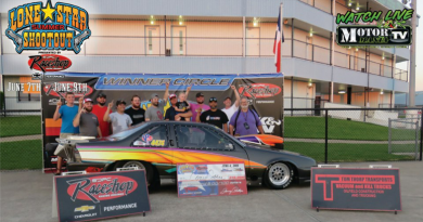 2019 Lone Star Summer Shootout Race Results