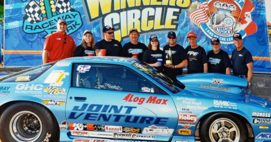 2019 NHRA Division 6 LODRS Winners from Mission Raceway