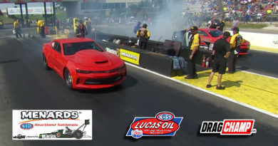 2019 NHRA Heartland Nationals Lucas Oil Sportsman Winners