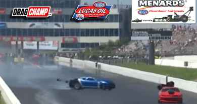 2019 NHRA Heartland Nationals Saturday Sportsman Results