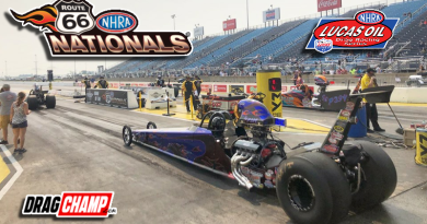 2019 NHRA Route 66 Nationals Saturday Sportsman Results