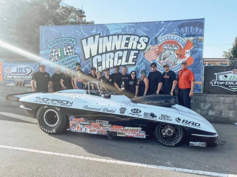 Casey Plaizier 2019 D6 Mission Raceway SG Win