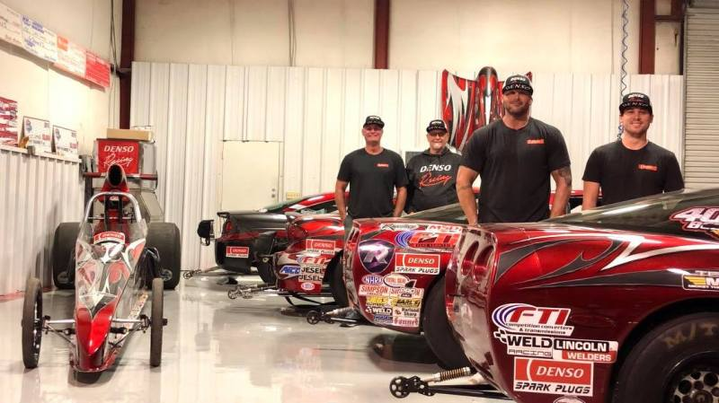 Cummings Motorsports race team shop