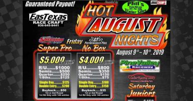 Hot August Nights Bracket Race