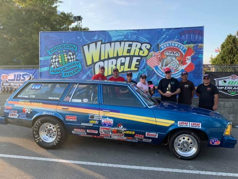 Jody Lang 2019 D6 Mission Raceway LODRS win