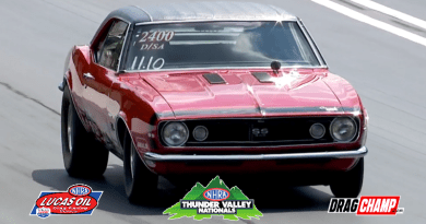 Monty Bogan Wins Thunder Valley Nationals