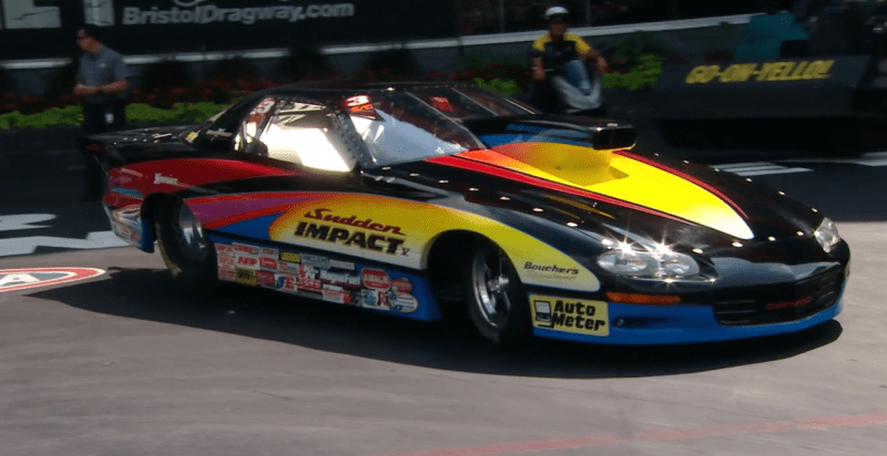Ray Sawyer 2019 NHRA Thunder Valley Nats Super Gas winner