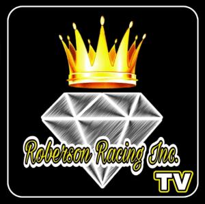 Roberson Racing TV Logo