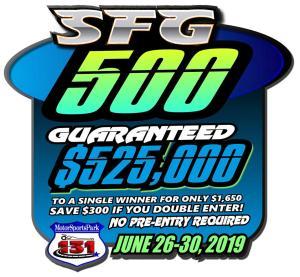SFG500 Logo