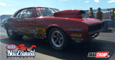 Brian Sawyer New England Nationals Super Street winner