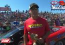 Byron Worner Wins Super Stock at New England