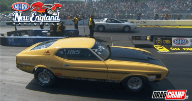 Dean Cook wins Stock at New England Nationals