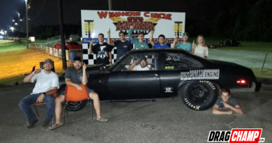 DragChamp Racer Blog with Brody Quick Downtime