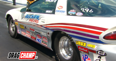 DragChamp Racer Spotlight Ricky Decker