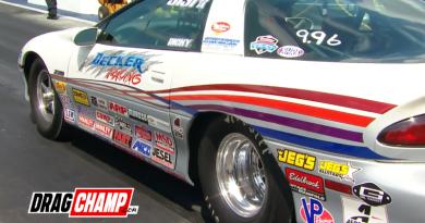 DragChamp Racer Spotlight Ricky Decker