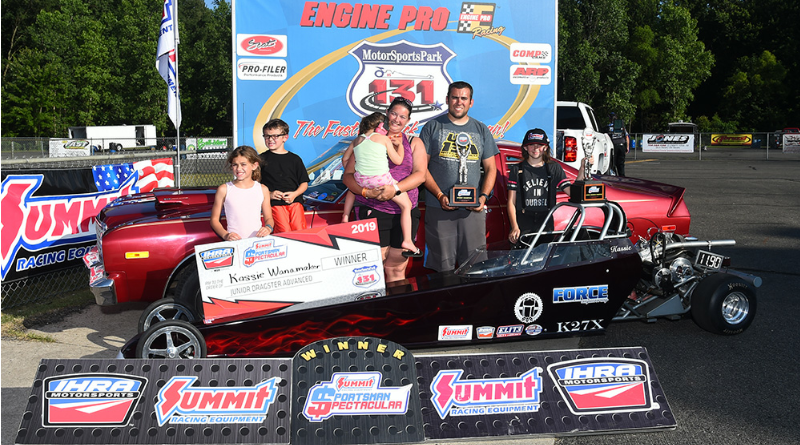 IHRA Sportsman Spectacular at US131 Motorsports Park