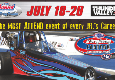 Jr. Racers head to Bristol for Eastern Conference Finals