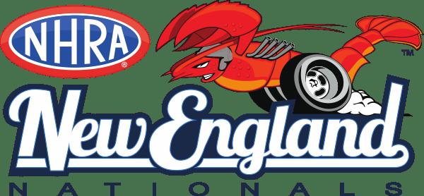 NHRA New England Nationals logo