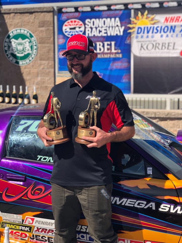 Tony Mandella Comp Winner