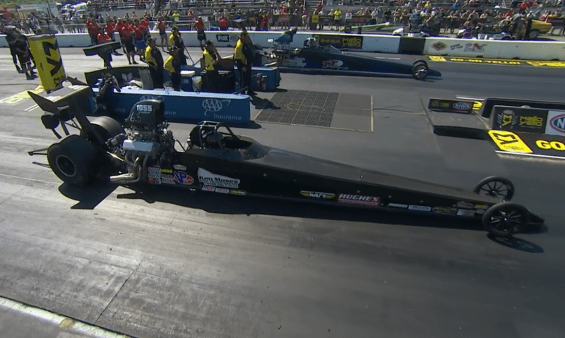 Top Dragster Final New England Nats