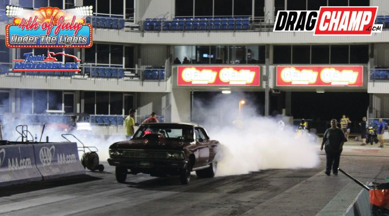 cp racing promotion 4th of july under the lights