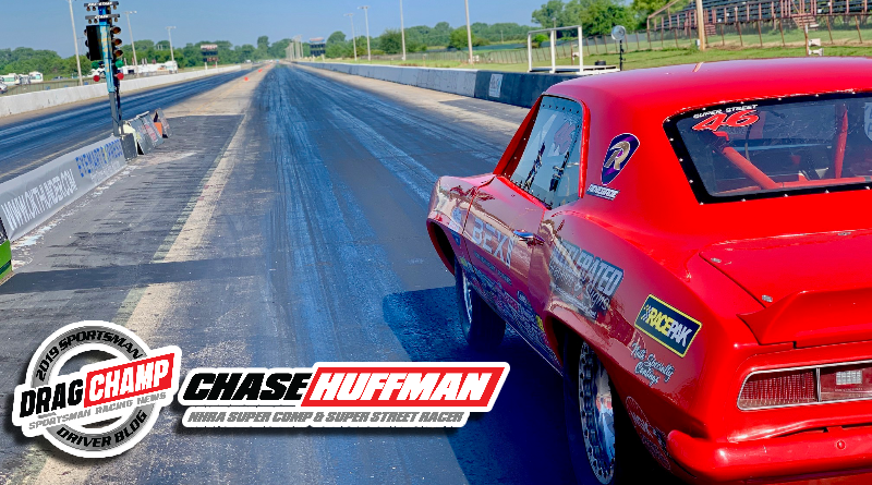 Chase Huffman Racer Blog Aug 2019
