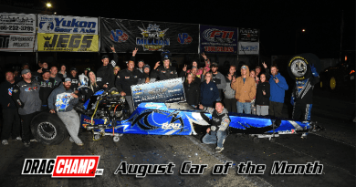 Cory Gulitti DragChamp August Car of the Month