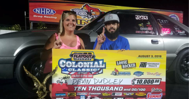 Devin Dudley dominates Colonial Classic