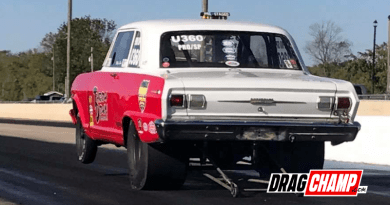 DragChamp Racer Spotlight with Zach Schlumpf