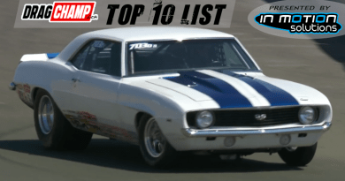 DragChamp Top 10 List 8-7-19 Kyle Rizzoli