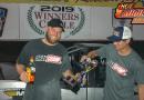 Gulitti, Howard, & Sandlin win Hot August Nights Race