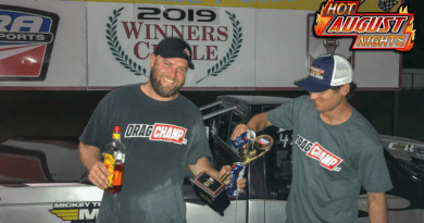 Hot August Nights Bracket Race Results