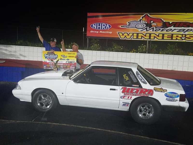 Jake Milstead Friday 5K winner