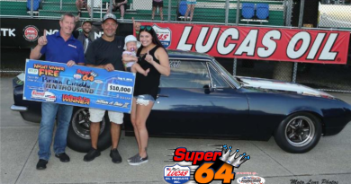 Lucas Oil Super 64 shootout