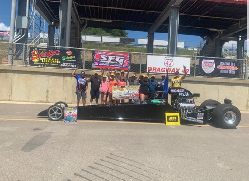Megan Lotts SFG Buckeye Bash 50K winner