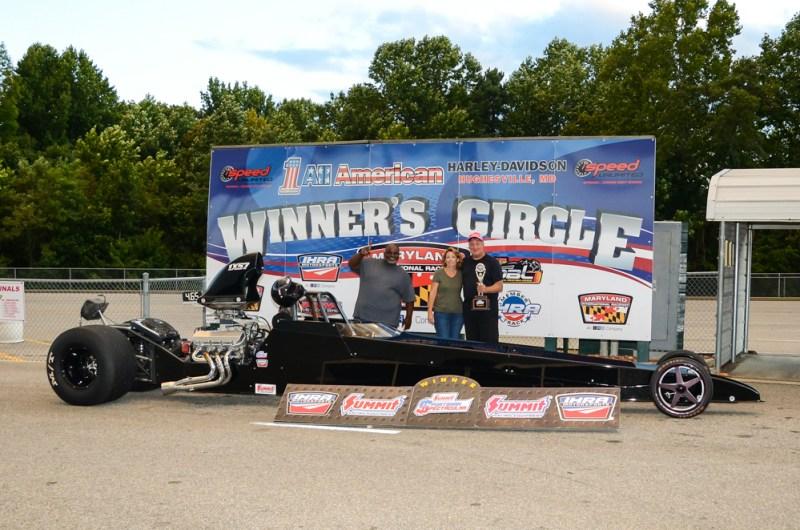 Michael Shoop Sunday Top ET Champion