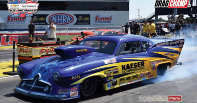 NHRA U.S. Nationals Thursday Sportsman Update