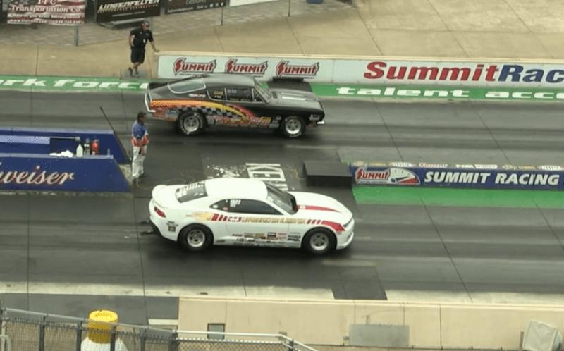 summit racing nationals stock eliminator final