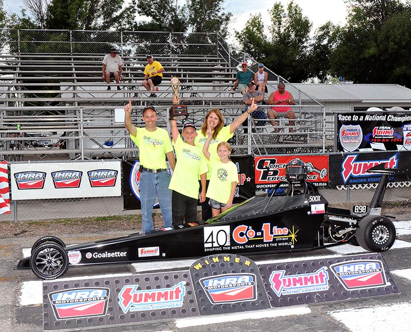 eddyville raceway team finals