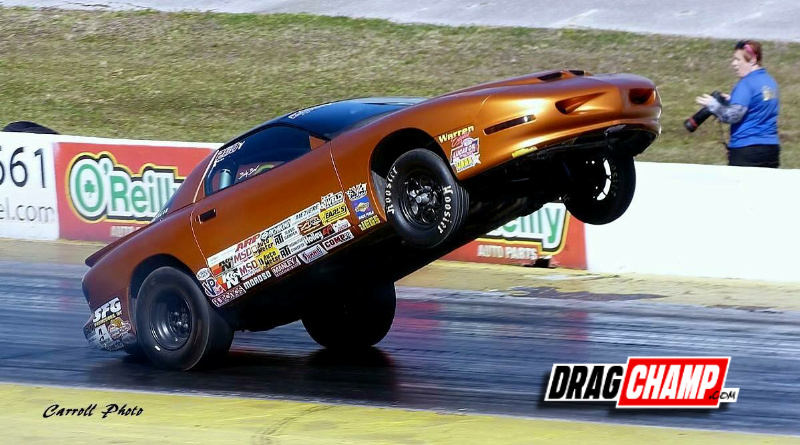 Daniel Young DragChamp racer spotlight