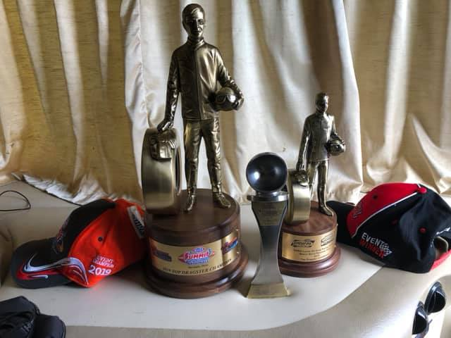 Danny Nelson Top Dragster winner Norwalk Nats
