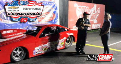 Larry Demers wins US Nationals Top Sportsman