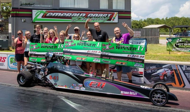 Lauren Dodd Emerald Coast Dragway