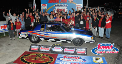 Muncie Dragway wins Div 5 Team Finals